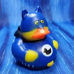 Super Hero Bat Rubber Duck