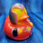 Super Hero Magnet O Rubber Duck
