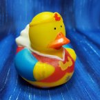 Super Hero Wonder Rubber Duck