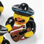 Mariachi Rubber Duck - Violin