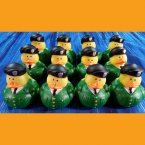 12 US Army Airborne Dress Uniform Rubber Ducks