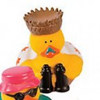 Retired King Hawaii Rubber Duck
