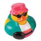 Retired Tourist Kay Rubber Duck