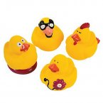 Gag Rubber Ducks