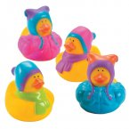 Winter Snow Kids Rubber Ducks
