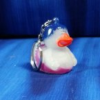 Bulk Rubber Duck Hero Key Chain