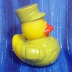 US Army Proper Daily Uniform Rubber Duck