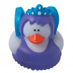 Winter Snow Fairy Anna Frozen Rubber Duck