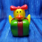 Christmas Decoration Present Rubber Duck