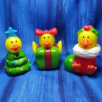 Christmas Decoration Rubber Ducks
