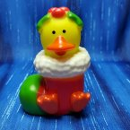 Christmas Decoration Stocking Rubber Duck