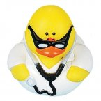 Doctor with Stethoscope Rubber Duck