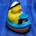 Boat Rubber Duck