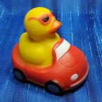 Car Rubber Duck