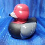 Decoy Red Head Rubber Duck