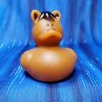 Chestnut Horse Rubber Duck