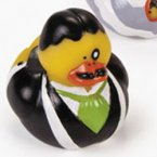 Retired Victorian Rubber Duck - Victor