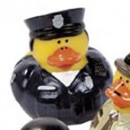 Law Enforcement Rubber Duck - Police Patrol Officer