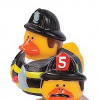 Firefighter Rubber Duck - Ax