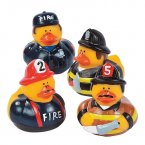 Firefighter Rubber Ducks