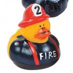 Firefighter Rubber Duck - District 2