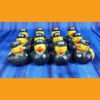 12 Firefighter Rubber Duck - Fire Inspector or Casual Uniform