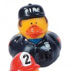Firefighter Rubber Duck - Fire Inspector