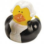 President George Washington Rubber Duck