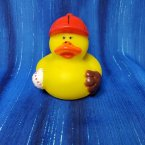 Baseball Rubber Duck