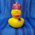 Princess Ella Rubber Duck
