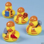 Construction Rubber Ducks