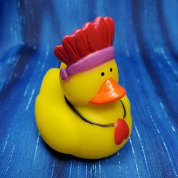 Thanksgiving Chief Rubber Duck