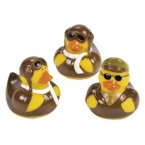 Aviator Rubber Ducks