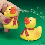 Red Ribbon Duckie