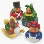 Christmas Toy Rubber Ducks