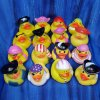 Historical Rubber Ducks