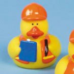 Construction Jeffe Rubber Duck