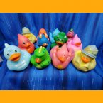 Fun Pack! Dinosaur Rubber Ducky Jurassic Pterodactyls Explorers