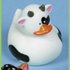 Cow Rubber Duck