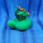 Green Dragon Rubber Duck