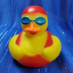 Summer Olympics Swimming Rubber Duck