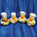 Chef Rubber Ducks