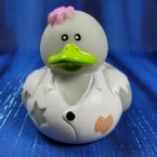 Zombie Orderly Rubber Duck