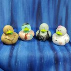 Zombie Rubber Ducks