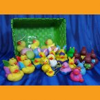 Big Green Easter Basket