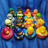 Hero & Villain Rubber Ducks