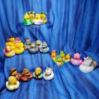 Mega Fun Pack! 24 Medieval Fantasy Rubber Ducks!