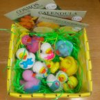 Mini Duck Easter Basket