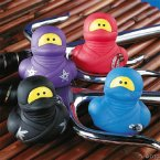 Ninja Rubber Ducks