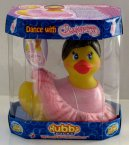 Duckerina Rubba Duck in 360 Collector's Case